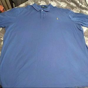Polo by Ralph Lauren Dress Shirt 4XLT Tall